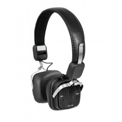 Casti stereo cu bluetooth, hands-free, track selection si baterie, Omnitronic SPH-777BT-BLACK