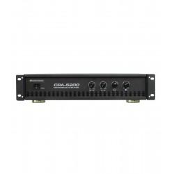 Amplificator pentru sistem de conferinta Omnitronic CPA-5200