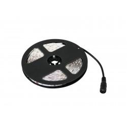 Banda de 300 LED-uri, 5 m, 3000K, 12V, Eurolite LED IP Strip 300 5m 3000K 12V (50530185)