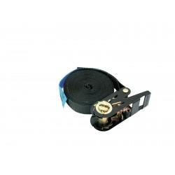 Centura de prindere neagra, SHZ Clamping belt S400 ratchet 5m/25mm black (60206787)