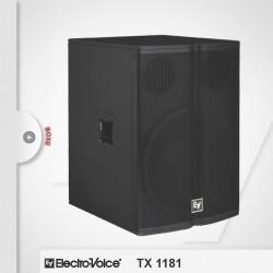 Subwoofer pasiv ELECTRO VOICE TX 1181