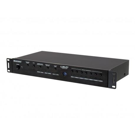Speaker switch box Omnitronic LUB-27