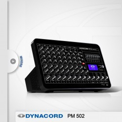Mixer profesional amplificat Dynacord PM 502