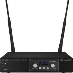 Receiver multifrecventa 2 canale Monacor TXA-802SR