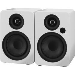 Set 2 boxe active Monacor SOUND-4BT/WS