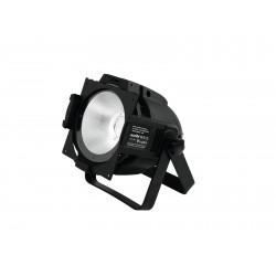 Proiector de podea cu LED COB 50W RGBAW, negru, Eurolite LED ML-46 COB RGBAW 50W Floor bk (41607311)