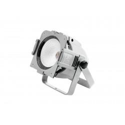 Proiector de podea cu LED COB 50W RGBAW, cromat, Eurolite LED ML-46 COB RGBAW 50W Floor sil (41607331)