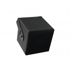 Difuzor coaxial 8¨de perete, 40W RMS, 16 ohm, negru, Omnitronic QI-8 BK
