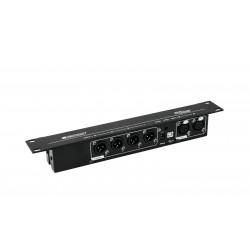 Controller stereo digital activ + software, Omnitronic DXO-24S