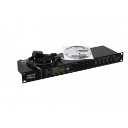 Controller stereo digital activ + software, Omnitronic DXO-26E
