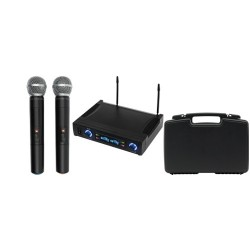 Set microfoane fara fir, 100 m, Sal MVN 700