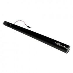 Rezerva confetti actionare electrica Pro Showtec 80cm negru metalic
