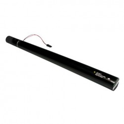 Rezerva confetti actionare electrica Pro Showtec 80cm alb/argintiu