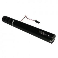 Rezerva confetti streamer actionare electrica Showtec 50cm auriu metalic
