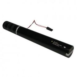 Rezerva confetti streamer actionare electrica Showtec 50cm multi metalic