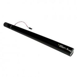 Rezerva confetti streamer actionare electrica Pro Showtec 80cm negru metalic