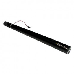 Rezerva confetti streamer actionare electrica Pro Showtec 80cm albastru metalic