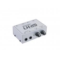 Mixer monitor pentru studio si aplicatii de scena, Omnitronic LH-115