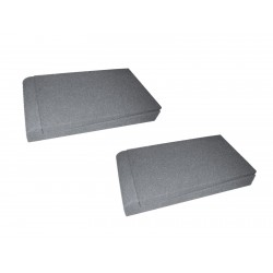 Set 2 bucati material izolator pentru boxe 170x300x40, Omnitronic 6000450U