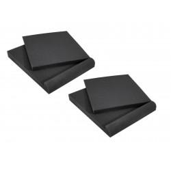 Set 2 bucati material izolator pentru boxe 265x330x40, Omnitronic 6000450V