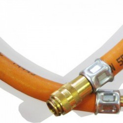 Furtun gaz propan cu conector rapid mama/tata pt masini de flacari, MagicFX MFX1203