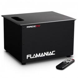 Masina de flacari cu DMX, MagicFX FLAMANIAC (MFX1301)