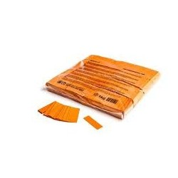 Slowfall confetti rectangles 1 Kg, 55x17mm - Orange, MagicFX CON01OR