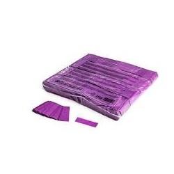Slowfall confetti rectangles 1 Kg, 55x17mm - Purple, MagicFX CON01PR