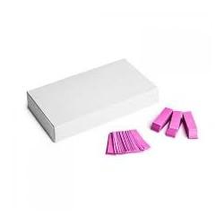 Slowfall confetti rectangles 500g, 55x17mm - Pink, MagicFX CON20PK