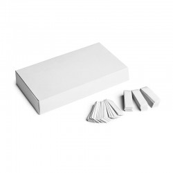 Slowfall confetti rectangles 500g, 55x17mm - White, MagicFX CON20WH