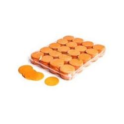 Slowfall confetti rounds 1 Kg, Ø 55mm - Orange, MagicFX CON02OR