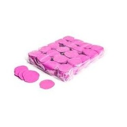 Slowfall confetti rose petals 1 Kg, Ø 55mm - Pink, MagicFX CON05PK