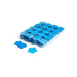 Slowfall confetti flowers 1 Kg, Ø 55mm - Light Blue, MagicFX CON06LB