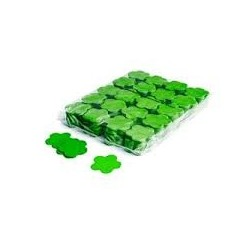 Slowfall confetti flowers 1 Kg, Ø 55mm - Light Green, MagicFX CON06LG