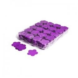 Slowfall confetti flowers 1 Kg, Ø 55mm - Purple, MagicFX CON06PR