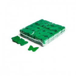 Slowfall confetti butterflies 1 Kg, Ø 55mm - Dark Green, MagicFX CON07DG