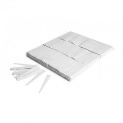 Twister confetti 1 Kg, 10cmx0,5cm - White, MagicFX CON08WH