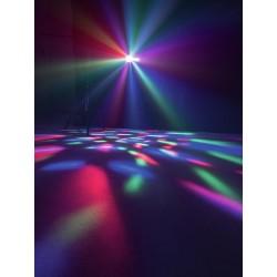 Hibrid efect lumini cu LED si laser, Eurolite FE-4