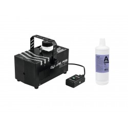 Set masina de fum + lichid de fum 1L, Eurolite Dynamic Fog 600 + Smoke fluid -A2D- 1l (20000074)