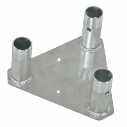 Baza grinda TRISYSTEM in 3 puncte, Alutruss Wall-mounting plate TWP (6020610B)