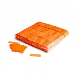 Slowfall UV confetti 1 Kg, 55x17mm - Fluo Orange, MagixFX CON09OR
