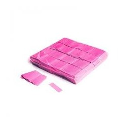 Slowfall UV confetti 1 Kg, 55x17mm - Fluo Pink, MagicFX CON09PK