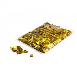 Metallic confetti squares 1 Kg, 17x17mm - Gold, MagicFX CON11GL