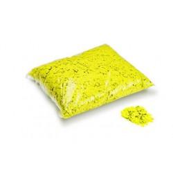 Powderfetti 1 Kg, 6x6mm - Fluo Yellow, MagicFX CON19YL