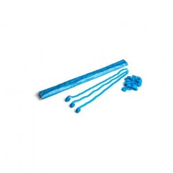 Streamers, folie 100 bucati, 5m x 0.85cm - Light Blue, MagicFX STR01LB