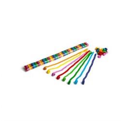 Streamers, folie 100 bucati, 5m x 0.85cm - Multicolour, MagicFX STR01MC