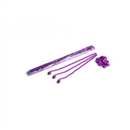 Streamers, folie 100 bucati, 5m x 0.85cm - Purple, MagicFX STR01PR