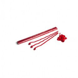 Streamers, folie 100 bucati, 5m x 0.85cm - Red, MagicFX STR01RD