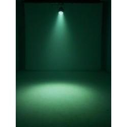 Proiector de podea cu LED PAR-64 HCL 12x10W Eurolite SILVER