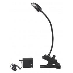 Lampa gooseneck cu clips LED Eurolite 80702305